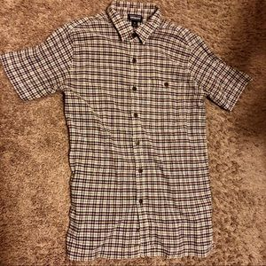 Patagonia Organic Cotton Button Up XS